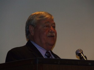 Billy D. Causey, SE Regional Director of the National Marine Sanctuaries (NOAA)