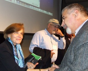 JT, founder of Protect The Ocean, gets the pleasure of meeting Dr. Sylvia Earle