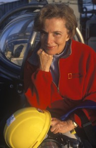 Dr. Sylvia Earle, Ocean Champion and National Geographic Explorer In Residence